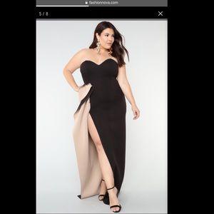 "New Fashion Nova 'One Night Only"" Dress"